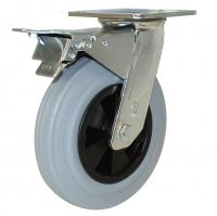 Heavy Duty Castor Swivel Plate + Brake - HZST20050-GPR.jpg