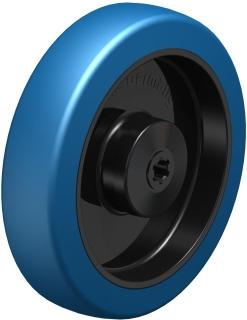 Heavy Duty Wheel With Polyurethane Tread - POBS 200-12XKA.jpg
