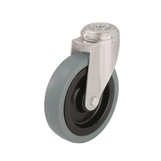 Light Duty Blickle Castor TPE wheel - LKRA-VPA126K.jpg