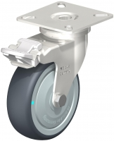 Light Duty SS Swivel Braking Castor (TPE Wheel) - LPXA-TPA75KD-FI-FK.jpg