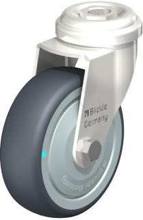 Light Duty SS Swivel Castor (Bolt hole, TPE Wheel) - LRXA-TPA75KD-FK.jpg