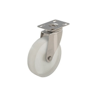 Light Duty Stainless Plate Mount Castor - LKPXA_PO_126G.jpg