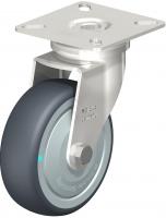 Light Duty Stainless Plate Mount Castor - LPXA-TPA75KD-FK.jpg