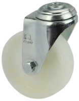 MEDIUM DUTY ZINC PLATED BOLT HOLE MOUNT CASTER NYLON WHEEL - MZH07532-NNI.jpg
