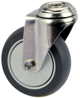 Medium Duty Bolt Hole Mount Castor - MSH10032-TPB.JPG