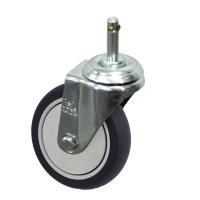 Medium Duty Castor (Grip Neck, URETHANE)- MZ4G10032-UPB.jpg