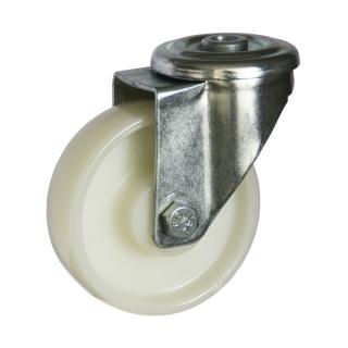 Medium Duty Steel Castor (SWL Bolt Hole, Nylon Wheel) -DZH10036-NNP.jpg