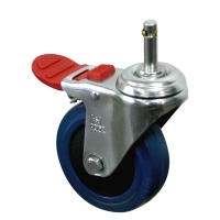Medium Duty Swivel Braking Castor (Grip Neck BPB Wheel)- MZ4GT10032-BPB.jpg