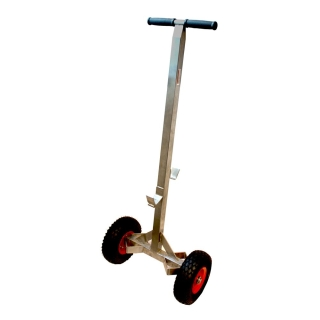 STAINLESS STEEL KEG TROLLEY WITH TYRES - MH-KEGTROLLEY-SS.jpg