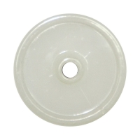 Solid Nylon Castor Wheel With Plain Bore - NN05020P(F).JPG