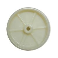Solid Nylon Wheel 100X25 - NN10025P.jpg
