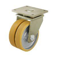 Welded Steel Heavy Duty Twin Wheel Castors -LSD-GTH304K.jpg