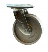 150mm Swivel Castor with Cast Iron Wheel - HZS15050-CCP(H).jpg