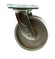 150mm Swivel Castor with Cast Iron Wheel - HZS15050-CCP(H).jpg