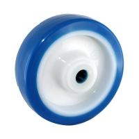 Elastic Blue Polyurethane Wheel - UEN15040SR.jpg