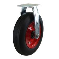 Gigid Plate Castor with Rubber Wheel - PZF350X4-BKS280.jpg