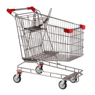 165 Litre Red Shopping Trolleys Carts - T165-ZSSSS11111.jpg