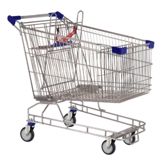 212 Litre Blue Shopping Trolley Cart - T212-ZSSSS22221.jpg