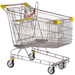 212 Litre Shopping Trolley Yellow Parts- T212-ZSSSS66666.jpg