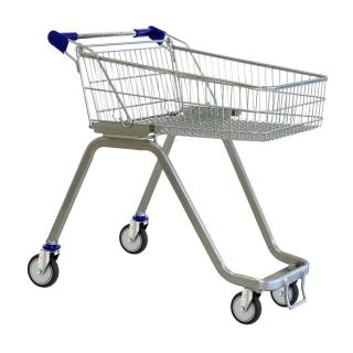 70 Litre Supermarket Shopping Trolley Cart - T070-ZSSSS20220.jpg