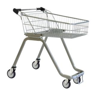70 Litre Supermarket Shopping Trolley Cart - T070-ZSSSS30330.jpg