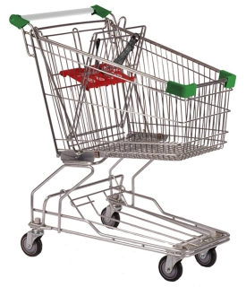 90 Litre Green Shopping Trolleys Carts - T090-ZSSSS41401.jpg