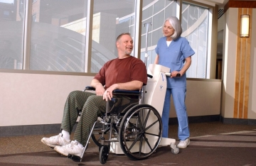Wheelchair Mover – Simple, Secure Wheelchair Transportation