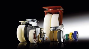 A focus on workplace safety – QHDC wheels and castors