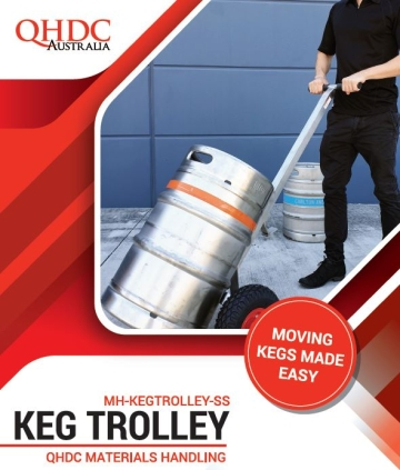 Product Spotlight – Keg trolley